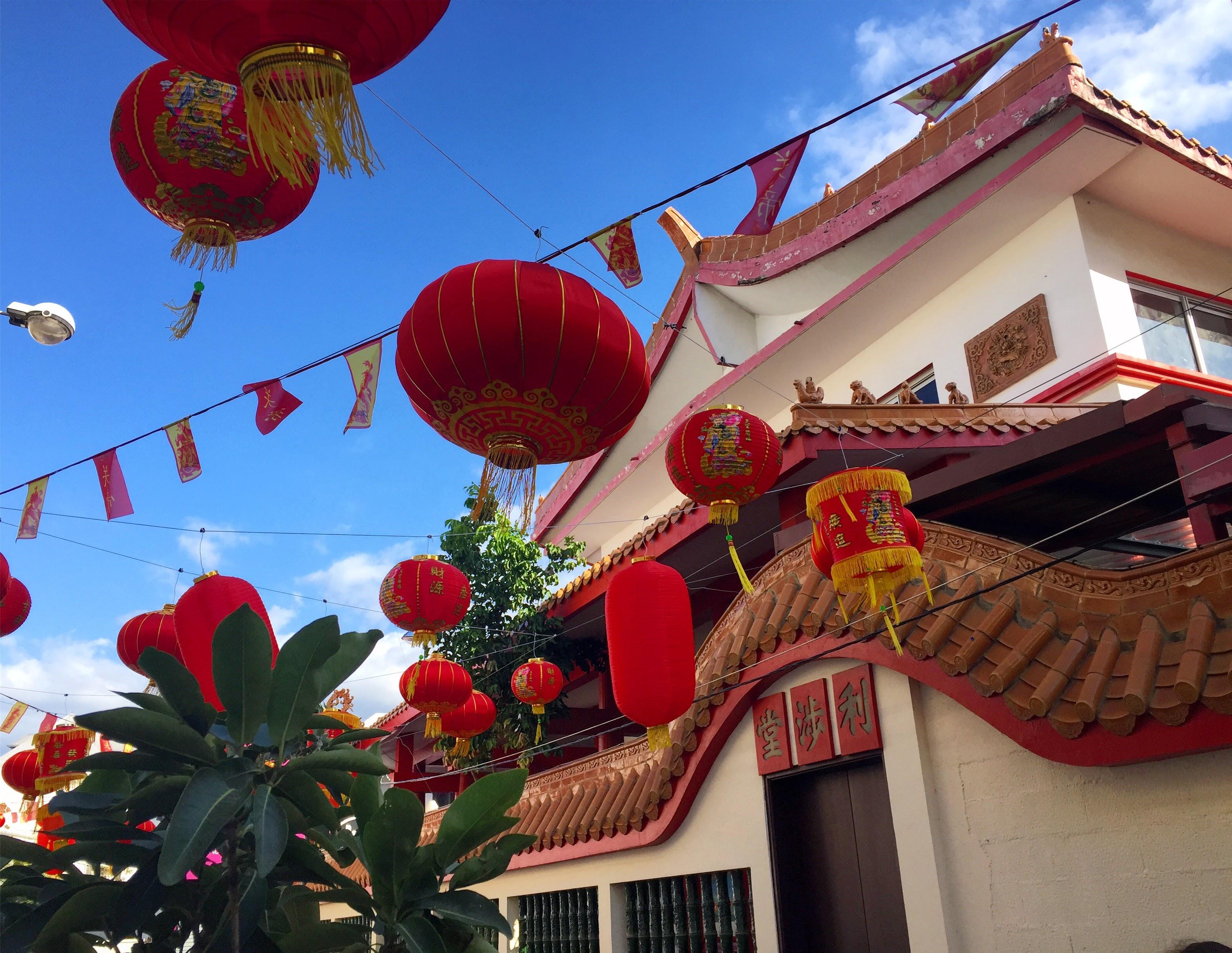 Guan Di 2017: La communauté chinoise fête le guerrier devenu dieu