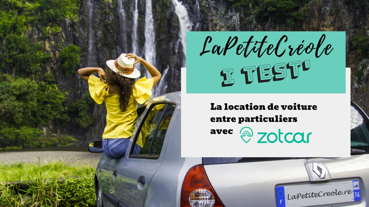 Bon plan: Zotcar, la start-up réunionnaise qui loue ta voiture pendant que tu voyages