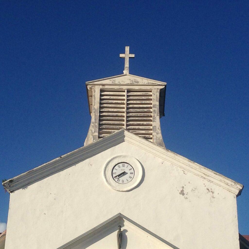 Eglise Notre-Dame-de-l'Assomption, à Sainte-Marie