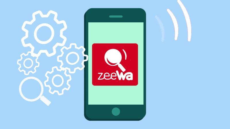 Zeewa, l'appli mobile pour s'entraider et échanger