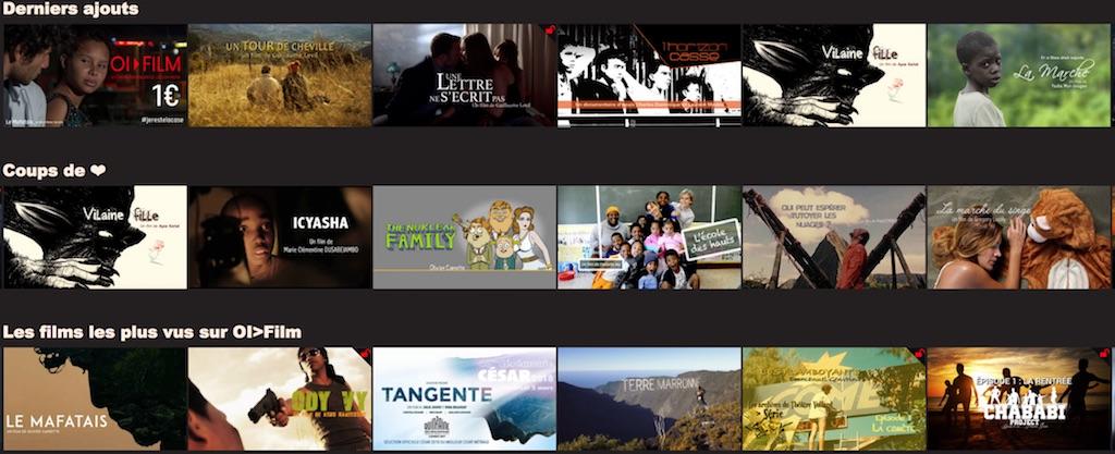 """Vidéo à la demande : J'ai testé OI Films, le """"Netflix péi"""""""